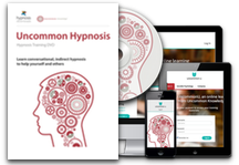 BEST VALUE: Get the Uncommon Hypnosis DVD course shipped to you worldwide PLUS instant access to the online version of the course so you can start right away!
