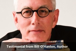 Bill O'Hanlon, Author