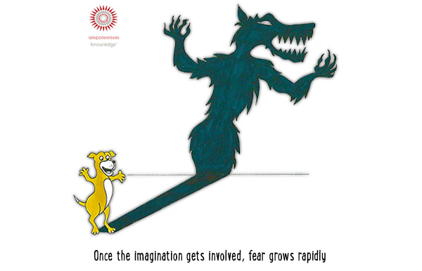 Growing Fears Cartoon