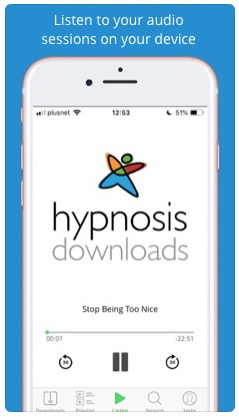 Click here to download the Hypnosis Downloads app for your iPhone or iPad