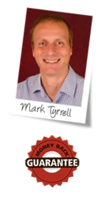 Mark Tyrrell, author of 10 Steps to a Stellar Success Mindset