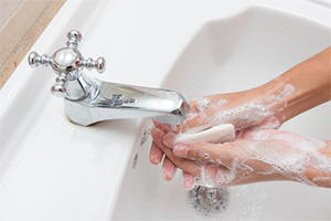 Compulsive Hand Washing