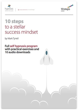 10 Steps to a Stellar Success Mindset eBook cover